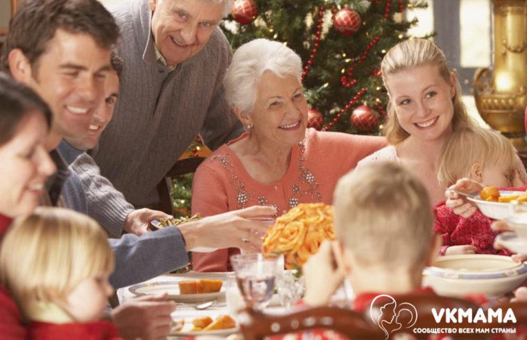 О домашних праздниках - сообщество всех мам