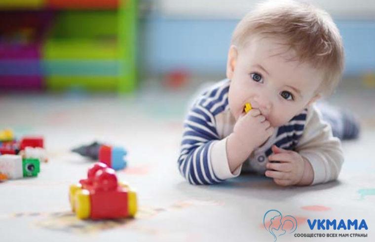 Раннее развитие малыша дома