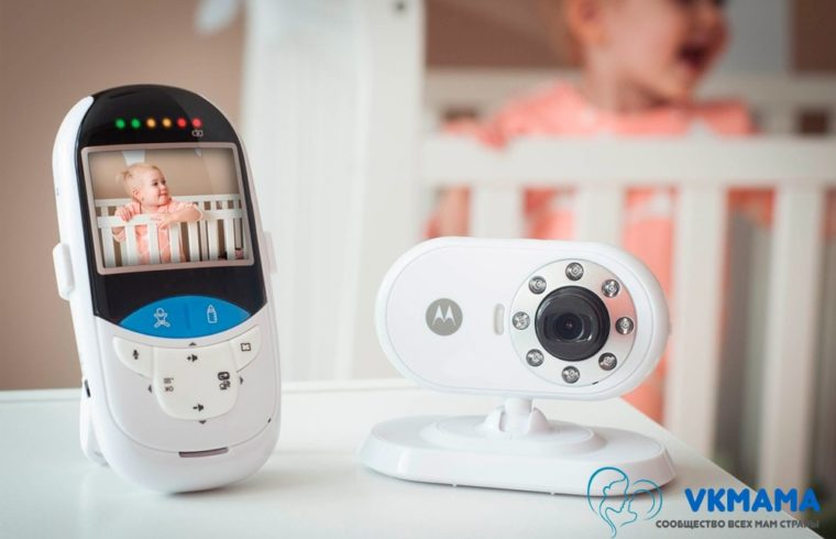 Видеоняни и радионяни – устройства в помощь родителям
