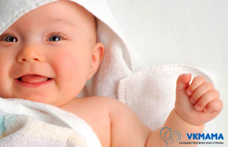Колики и их последствия для детской кожи