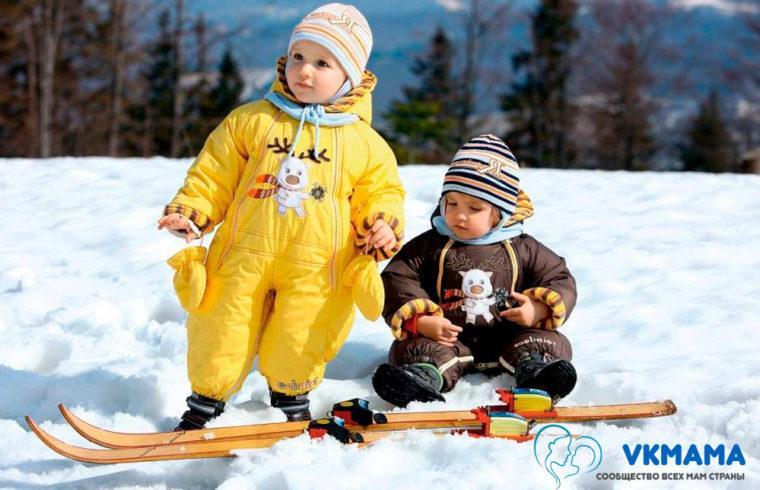 Какой должна быть зимняя шапка вашего малыша