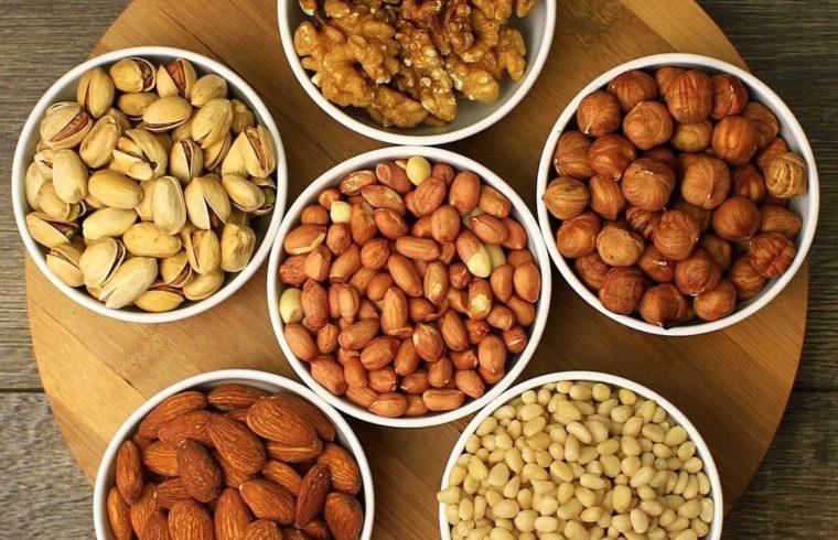 Орехи вместо сладостей